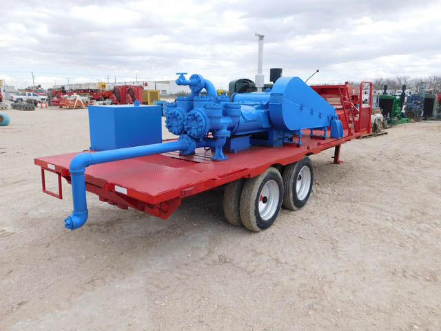 G.DENVER FC-FXX Duplex Pump – YD1