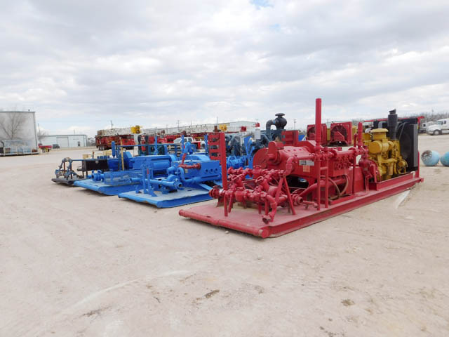 Well Service Pumps – YD1