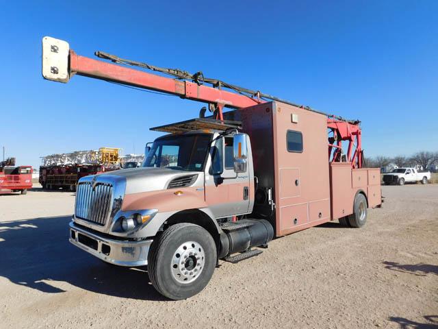 2009 INT'L 7300 E-Line Truck – YD1