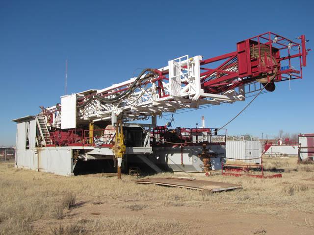 (1 of 2) TSM 7000 Drilling Rigs – YD8