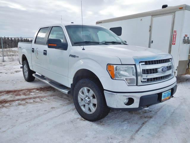 2013 FORD F150 4WD Pickup – YD4