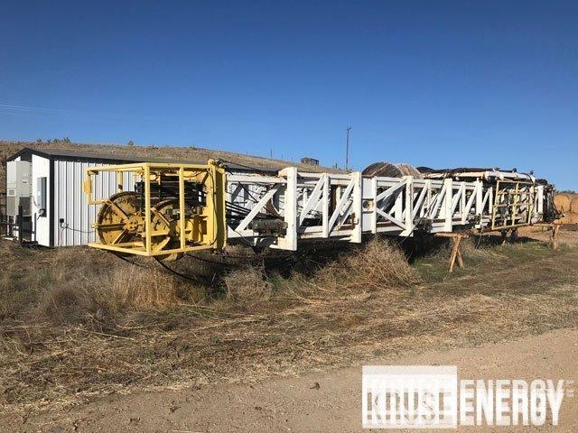 IDECO 44 Drilling Rig Mast – DY2 YD15