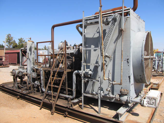KNIGHT KOA-2 Gas Compressor – DY2 YD2