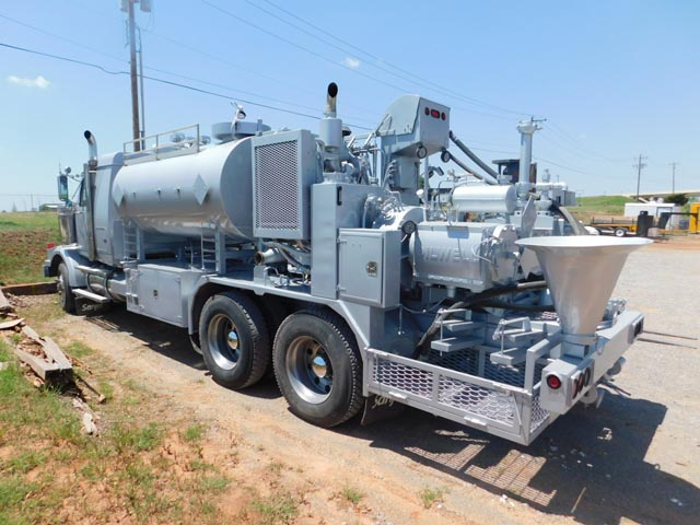(1 of 2) '05 W-S Body Load Sgl Cementers – DY3 YD1