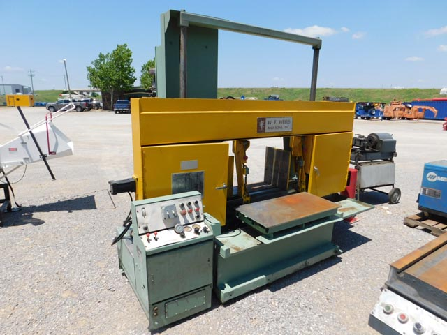 WF-WELLS B25.2 Band Saw – DY2 YD1