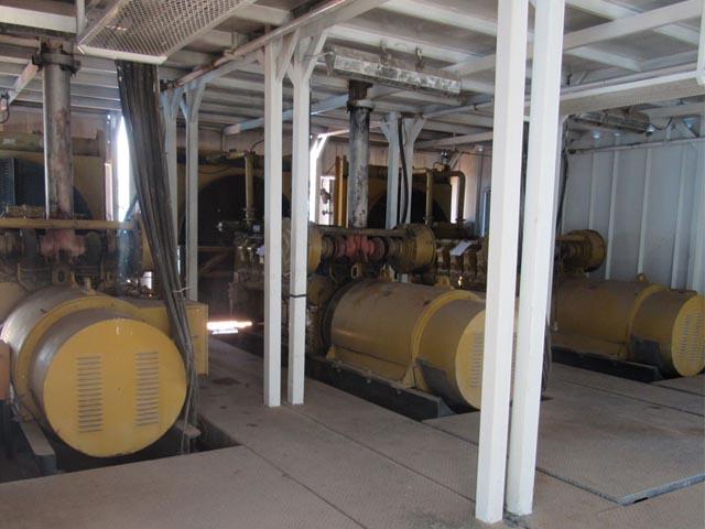CAT 3512-Generator Sets  – DY1 YD1