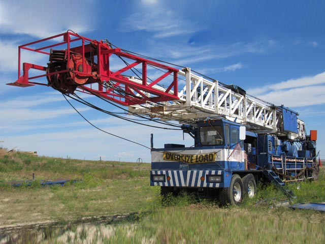 '80 COOPER LTO-150 Well Service Rig – DY2 YD8