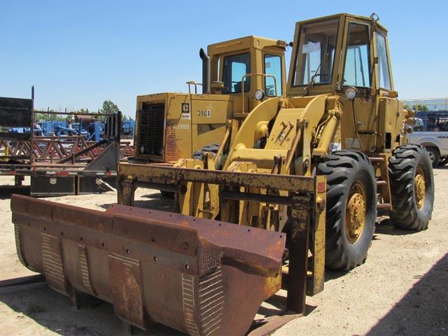 CAT 920 Wheel Loader – DY2 YD9