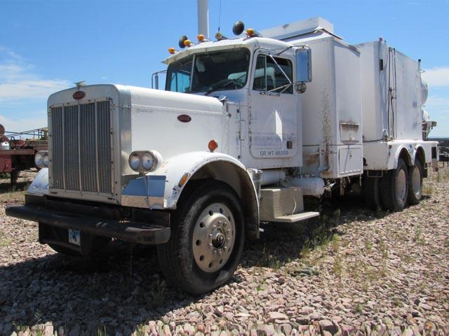 PETE Hot Oil Truck – DY2 YD4