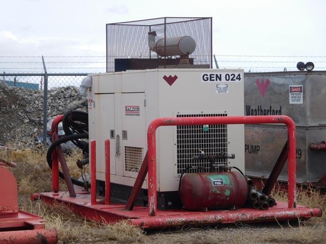 '07 CAT 225KW LC5 Gen / CAT C9 ACERT  – DY2 YD9