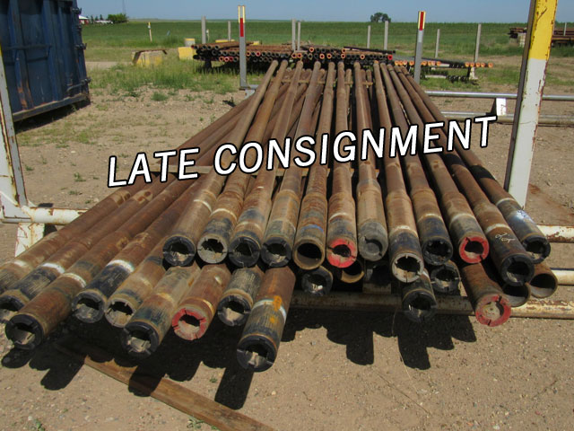 "4"" & 5"" Heavy Weight Range 2 Drill Pipe – DY2 YD12"