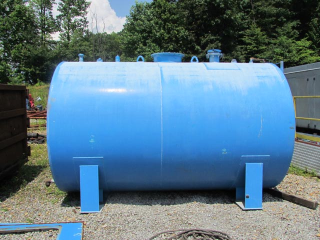 3,000-Gal Dbl-Wall Fuel Tank – YD5