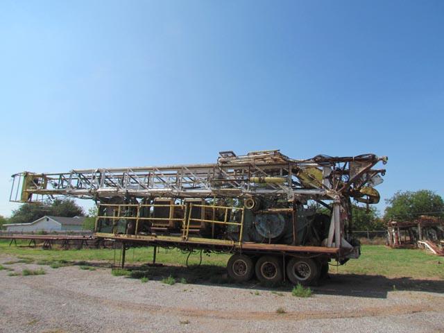IDECO H-35 Portable Drilling Rig – YD3