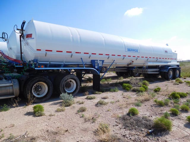 (1 of 18) NITROGEN Transport Trailers – YD5