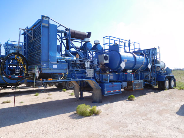 2008 CTMV Acid Frac Pump – YD5
