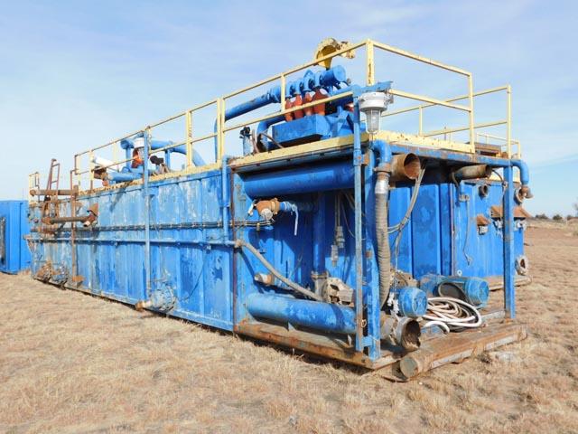 800-Bbl Mud System – DY1 YD2