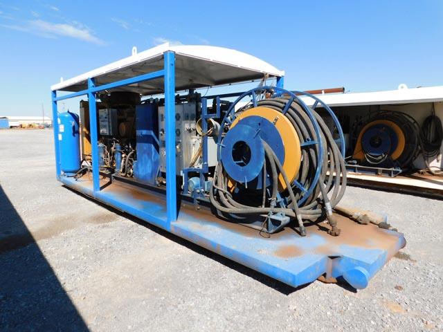 TESCO D2P Hyd Power Unit – DY1 YD2