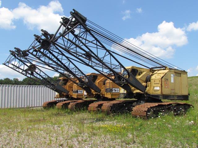 (3) AMERICAN 5299-C Cranes – DY1 YD6