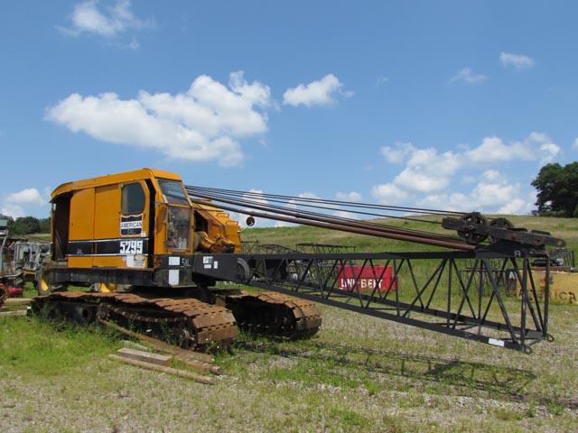 AMERICAN 5299-C Crane – DY1 YD6