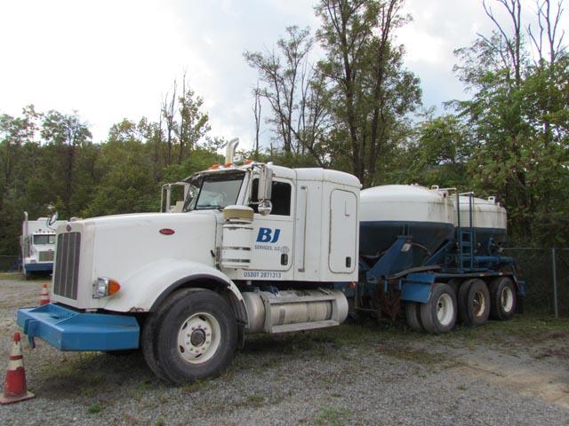 2008 PETE Bulk Truck – DY1 YD16