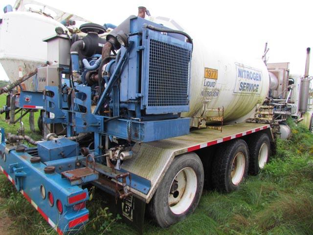 '07 PETE Nitrogen Pump Truck – DY1 YD17