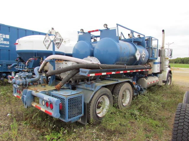 '07 PETE Acid Pump Truck – DY1 YD17