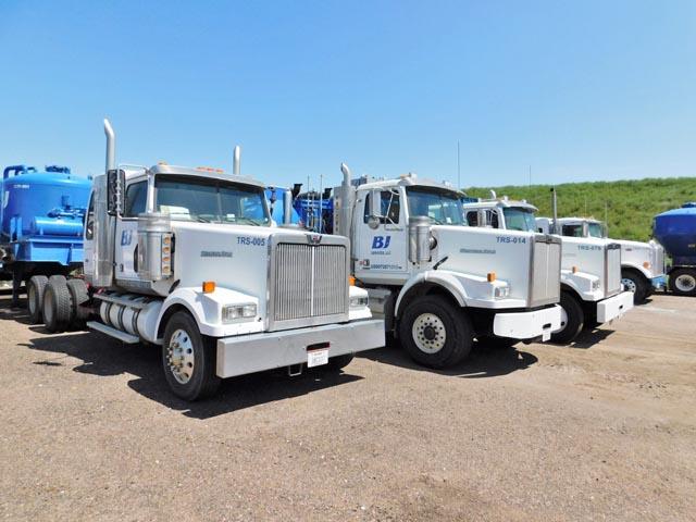 '14-'09 WESTERN STAR Truck Tractors – DY1 YD18