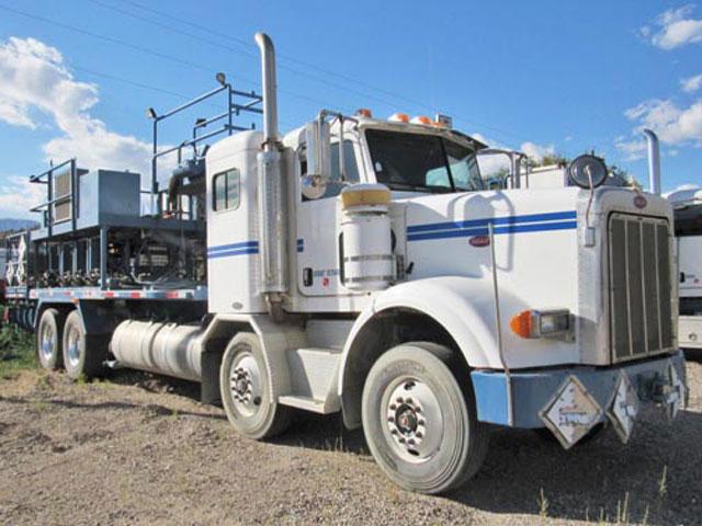 '05 PETE 357 Twin Steer Chem Truck – DY1 YD22