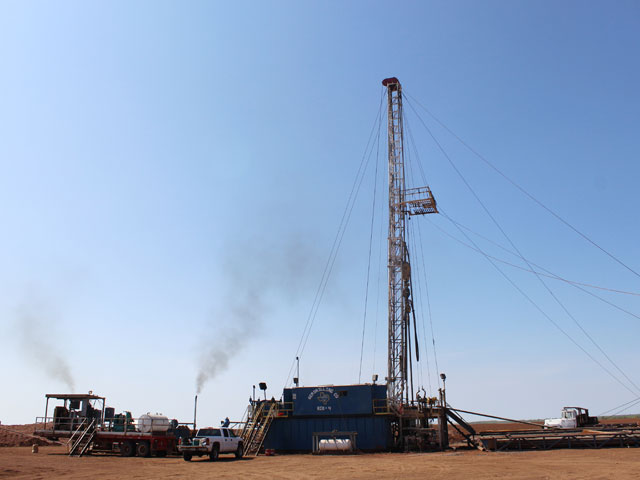 SPENCER HARRIS 7000 Drilling Rig