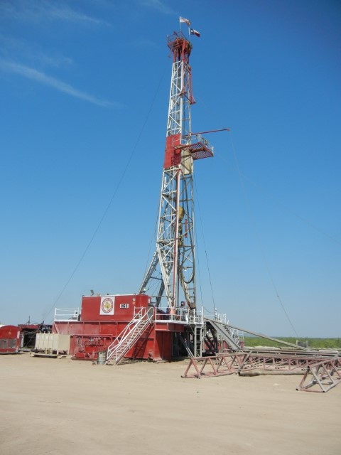 1-RIG 5 SHAFFER SOS 6000S Drilling Rig (Custom)