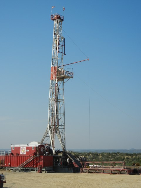 3-RIG 4 SHAFFER SOS 6000S Drilling Rig (Custom)