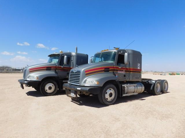 9-MACK Truck Tractors (Custom)