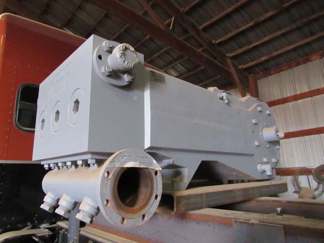 KERR T60WS 600HP 10,000# Triplex Pump