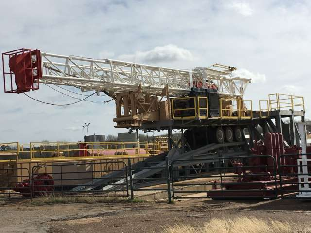 Spencer Harris 700 Drill Rig (Custom)