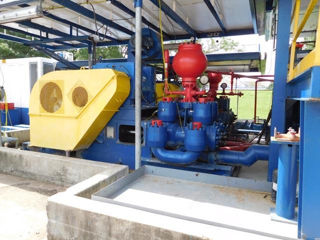 IDECO MM-700-FB 700HP Duplex Pump