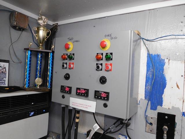 Mud Pump Control House