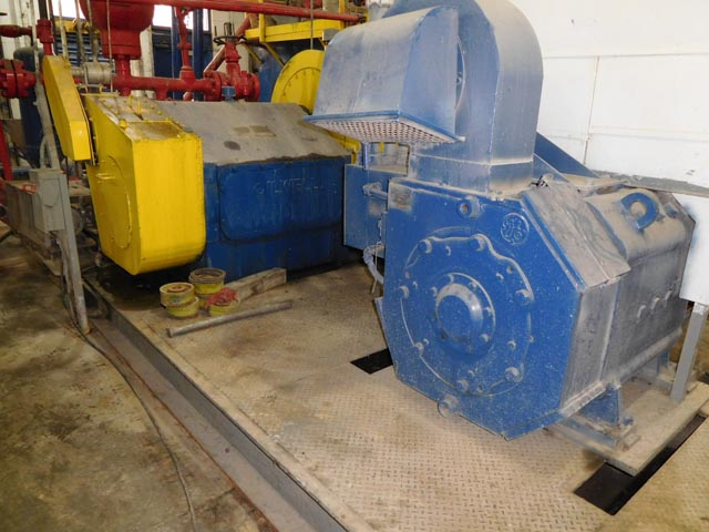 1000HP Traction Motor