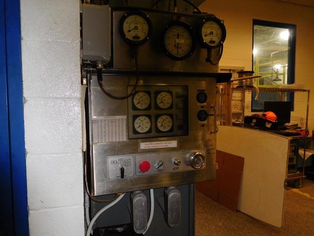Mixing Tank Controls