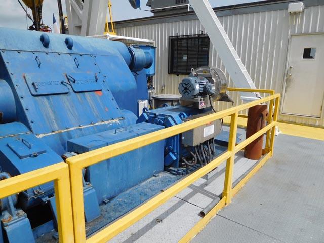 SKYTOP-BREWSTER N-95 1500HP  Drwwks