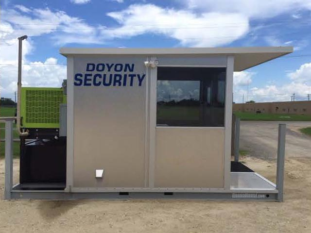 Security Shelters