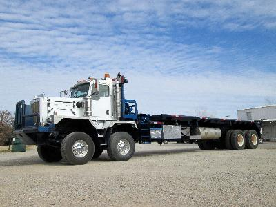 2005 KW C-500 Rig-Up Truck – DY1 YD1