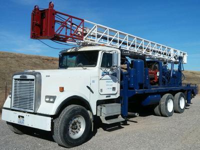 SANDERSON Cyclone 300-R Drilling Rig – DY2 YD1