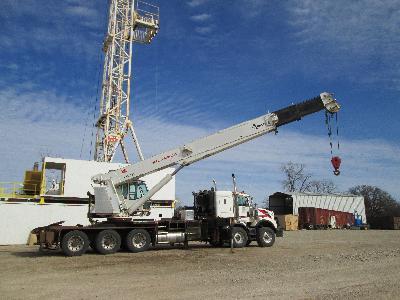 2003 KENWORTH T-800B Truck Crane – DY1 YD1