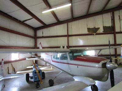 1961 CESSNA 210-A w/5,146 TT Airframe Hrs