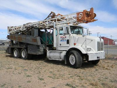 CHICAGO PNEUMATIC Drilling Rig