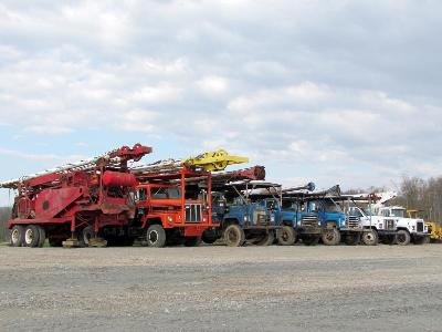 Well Service Rigs - YD 1
