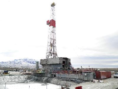 Rig #19 OILWELL 76 Drilling Rig