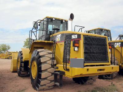 CAT 980G Wheel Loader w/Low Hours! – YD5