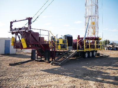 WILSON Mogul 42 S/D Drilling Unit – YD8