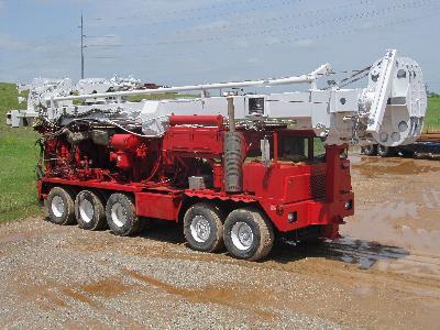 2004 SCHRAMM T-130XD – DY2 YD1